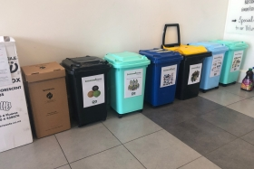 Specialist recycling options at Environment Centre