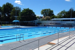 Havelock North village pool