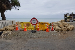 cape road closed