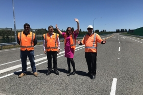 Entire Whakatū Arterial Link road ready to take traffic