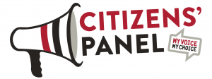 Image of Citizen Panel logo.