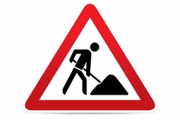 Road Works sign2