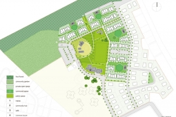 village site plan